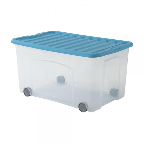 Sundis Roller Ventilo Trans/Blue - 50L 504129-V001 by Sundis