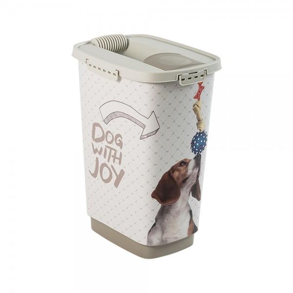 Sundis Container Cody Dog White - 25L 504136-V001 by Sundis
