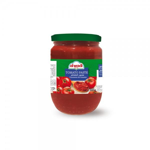 Al Wadi Al Akhdar Tomato Paste 504140-V001 by Al Wadi Al Akhdar