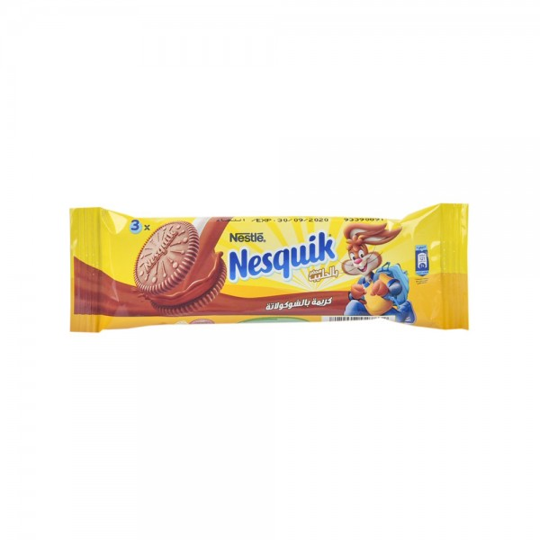 NESQUIK BISCUIT CHOCOLATE 504334-V001