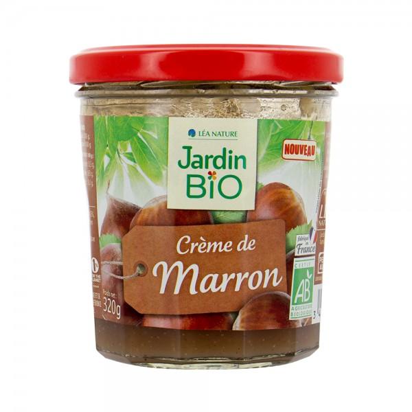 Jardin Bio Confiture Crème De Marron 320G 504658-V001 by Jardin Bio
