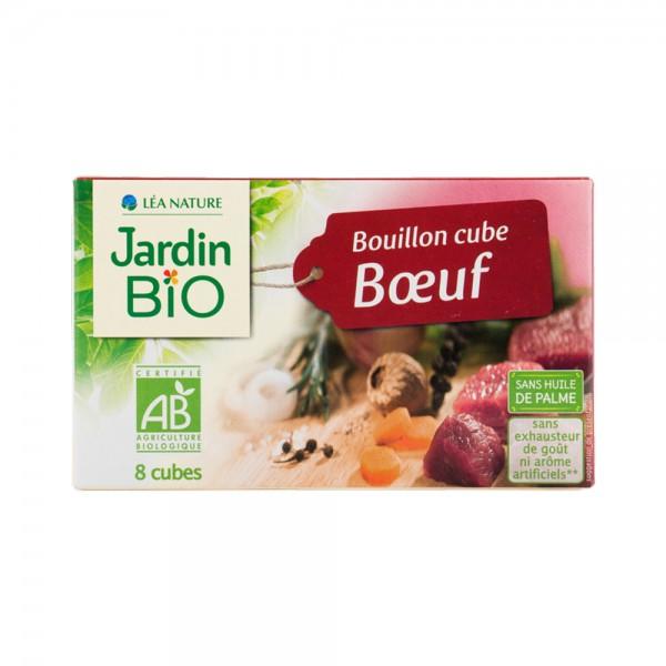 Jardin Bio Bouillon Cube Boeuf S Hui Palm  - 8X10G 504686-V001 by Jardin Bio
