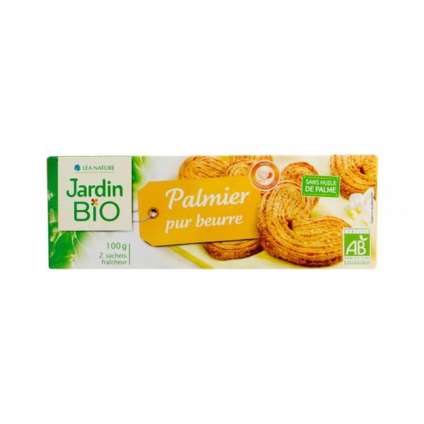 Jardin Bio Palmier Pur Beurre - 100G 504718-V001 by Jardin Bio