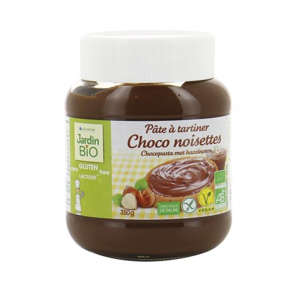 Jardin Bio Pâte A Tartiner Chocolat Noisette Crunchy 350G 504721-V001 by Jardin Bio