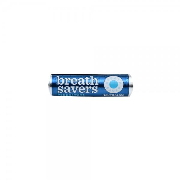 Breathsave Peppermint - 21G 504935-V001 by Breath Savers