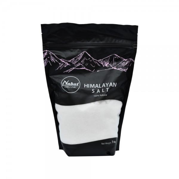 Nabat Organic Himalayan Salt White 1Kg 505104-V001 by Nabat Organic