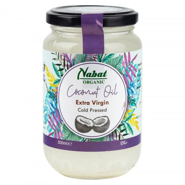 Nabat Organic Coconut Oil 300ml 505131-V001 by Nabat Organic
