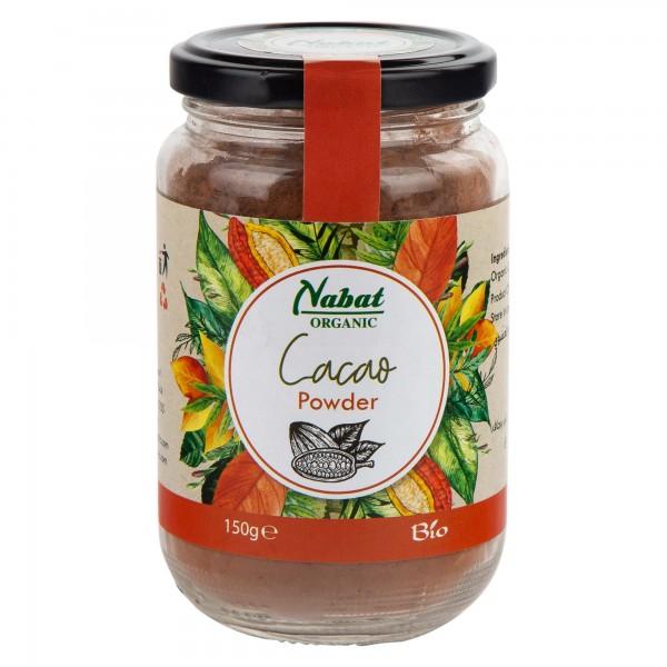 Nabat Organic Cacao Powder 150G 505202-V001 by Nabat Organic