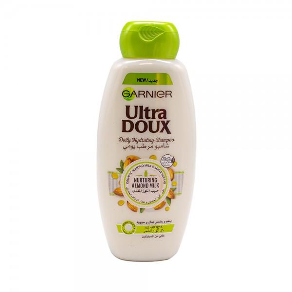 Ultra Doux Almond Milk Shampoo - 400Ml 505264-V001 by Garnier