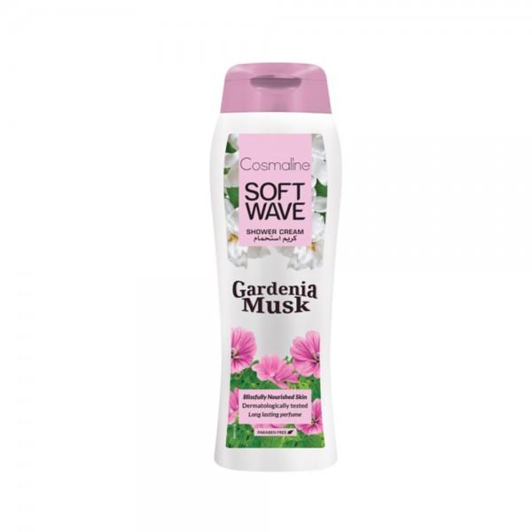 Cosmaline Shower Gel Gardenia Musk 505325-V001 by Cosmaline