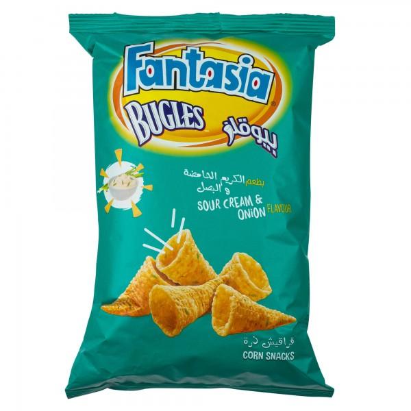 Fantasia Bugles Sour Cream & Onion 505667-V001 by Fantasia