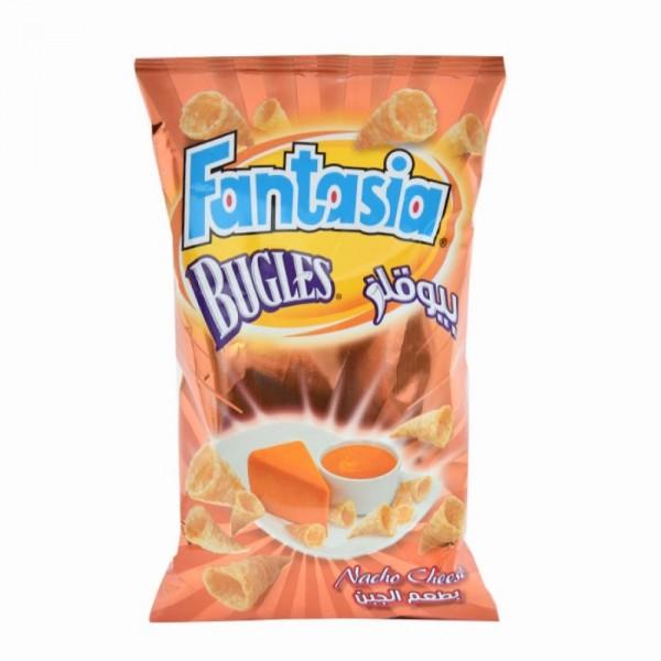 Fantasia Bugles Cheese - 85G 505669-V001 by Fantasia