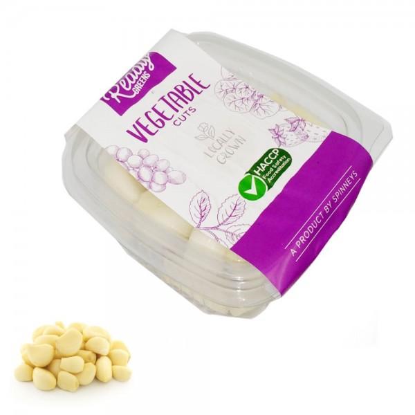 Ready Greens Garlic Peeled 150g 505729-V001 by Ready Greens