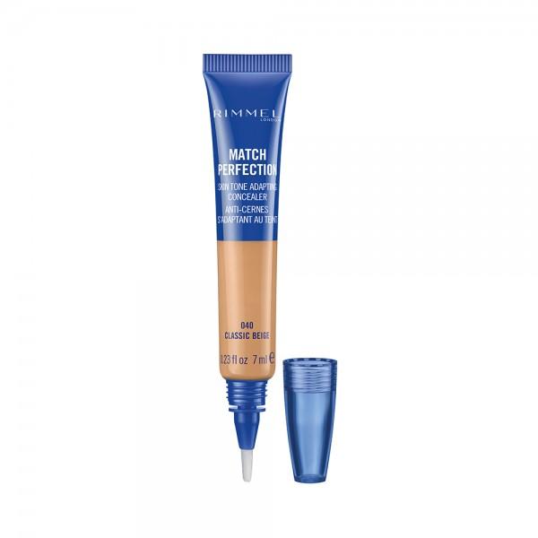 Rimmel Match Perf Concealer 040 Beige - 1Pc 505999-V001 by Rimmel
