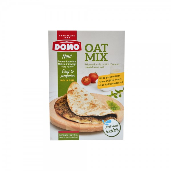 Domo Oat Mix 510G 506200-V001 by Domo