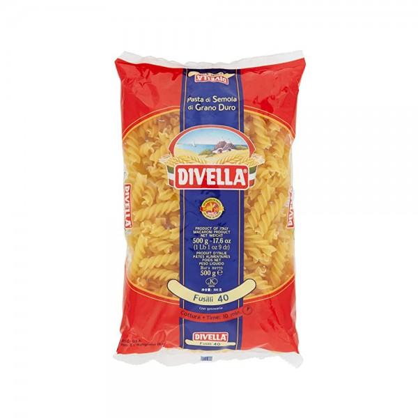 Divella Pasta Fuselli  - 500G 506206-V001 by Divella