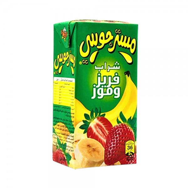 Mr.Juicy Strawberry Banana Juice - 180Ml 507002-V001 by Mr. Juicy