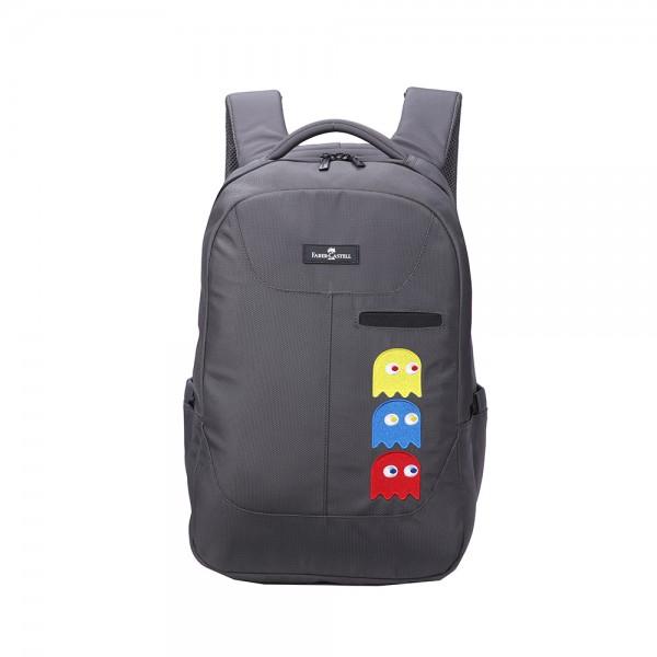 Faber C Urban Bag Dark Grey Pacman 507017-V001 by Faber Castell