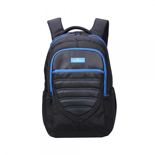 Faber C Weekend Bag Black Zipper Leather 507021-V001 by Faber Castell