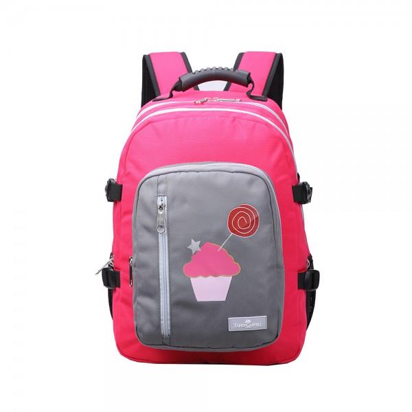 Faber C Wanderer Bag Pink Grey Ice Cream 507103-V001 by Faber Castell