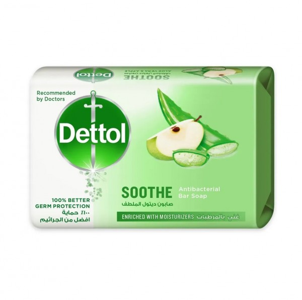BAR SOAP SOOTHE ALOE VERA 507342-V001 by Dettol