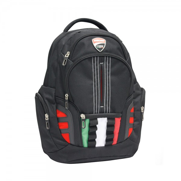 DOUBLE BACKPACK ITALY 507568-V001 by Ducati