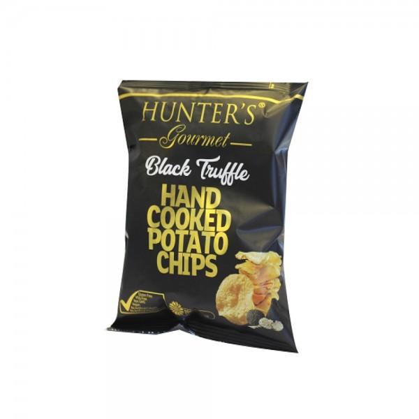 Hunters Black Truffle Chips 507734-V001 by Hunter Foods