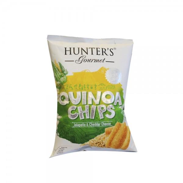 Hunters Quinoa Jalapeno & Cheddar Chips 507741-V001 by Hunter Foods