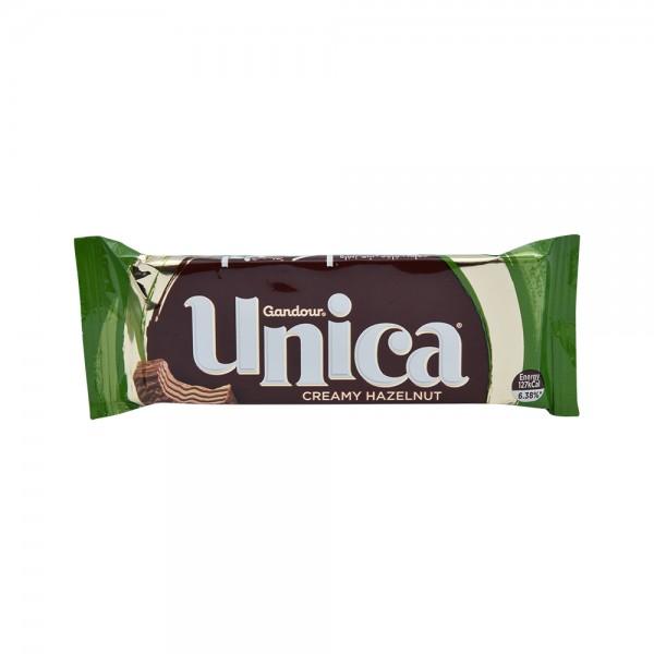 Unica Creamy Hazelnut - 24G 508028-V001 by Gandour