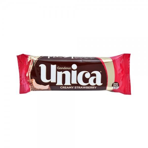 Unica Unica Creamy Strawberry - 24G 508043-V001 by Gandour