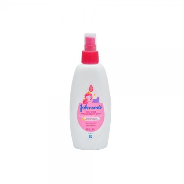 JOHNSON'SShiny Drops Kids Conditioner Spray 200ml 508757-V001 by Johnson & Johnson