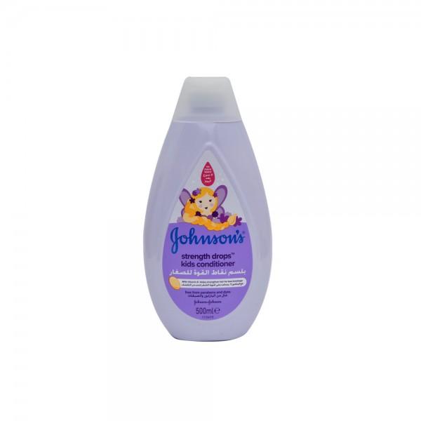 JOHNSON'SStrength Drops Kids Conditioner Spray 500ml 508768-V001 by Johnson & Johnson