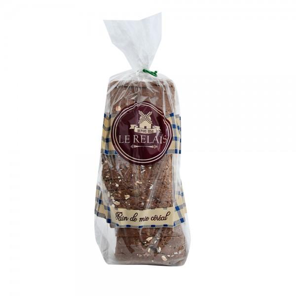 Le Relais Pain De Mie Cereal 450g 509078-V001 by Le Relais