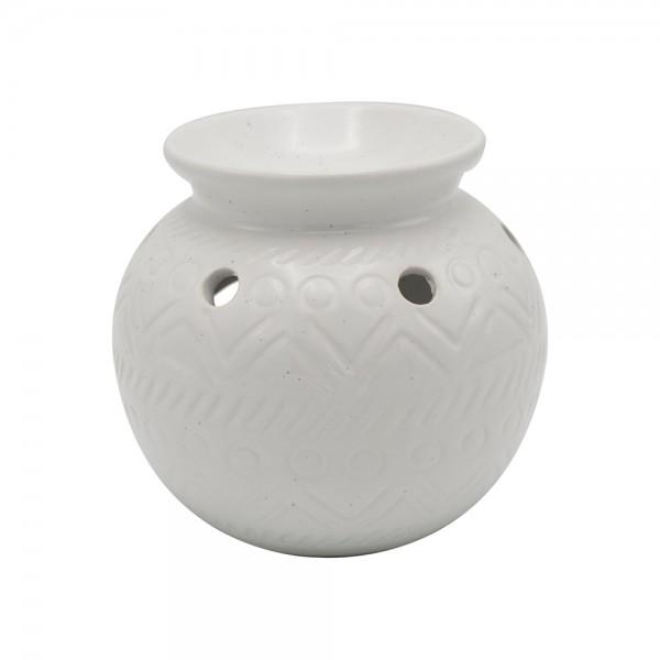Scentchips Burner Bowl Deco White 509311-V001 by Scentchips