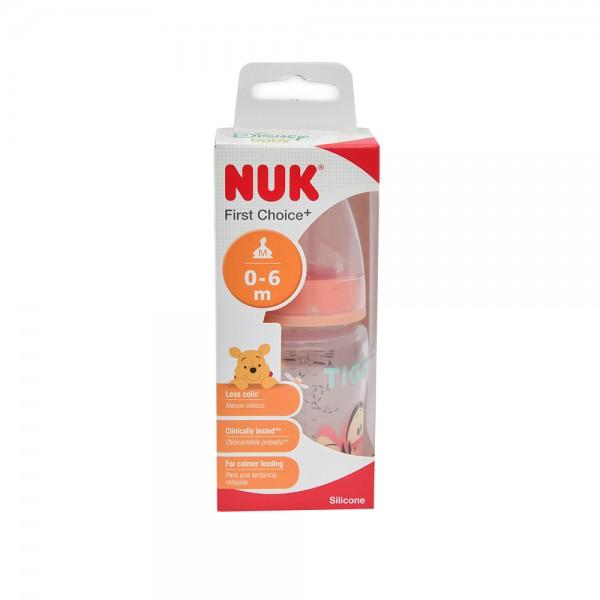Nuk Disney Winie Pp Botle 0 To 6M 510073-V001 by NUK