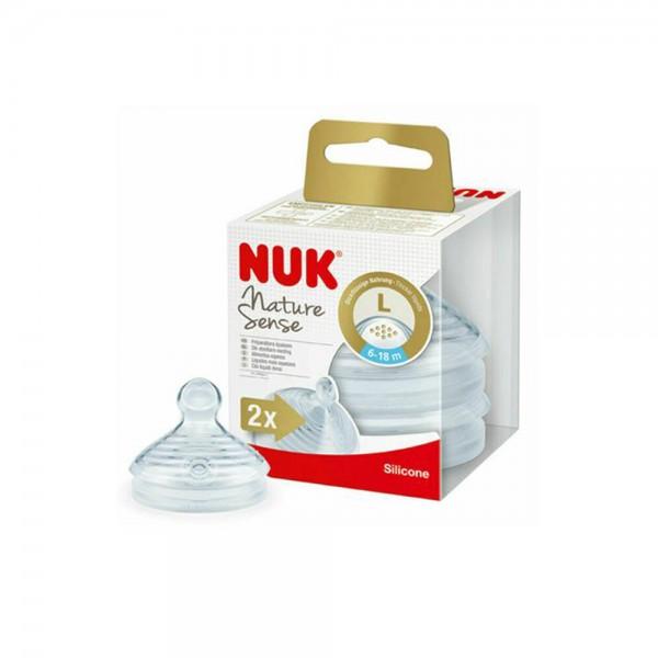 Nuk 2Xnture Sense Siteat L 510076-V001 by NUK