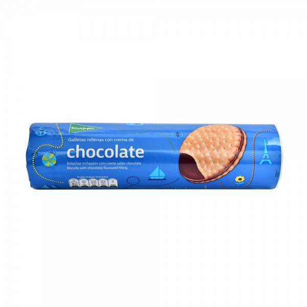 El Corte Ingles Biscuits Filled With Chocolate Cream 510338-V001 by El Corte