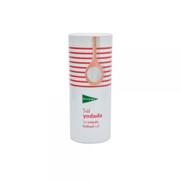 EL CORTE INGLES Iodised Salt Can 500G 510354-V001 by El Corte