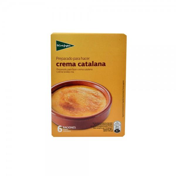 El Corte Inglés Crema Catalana Mix 6 ServingsCase 117G 510369-V001 by El Corte