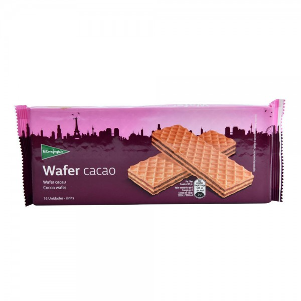 El Corte Chocolate Filled Wafer Biscuit - 200G 510377-V001 by El Corte