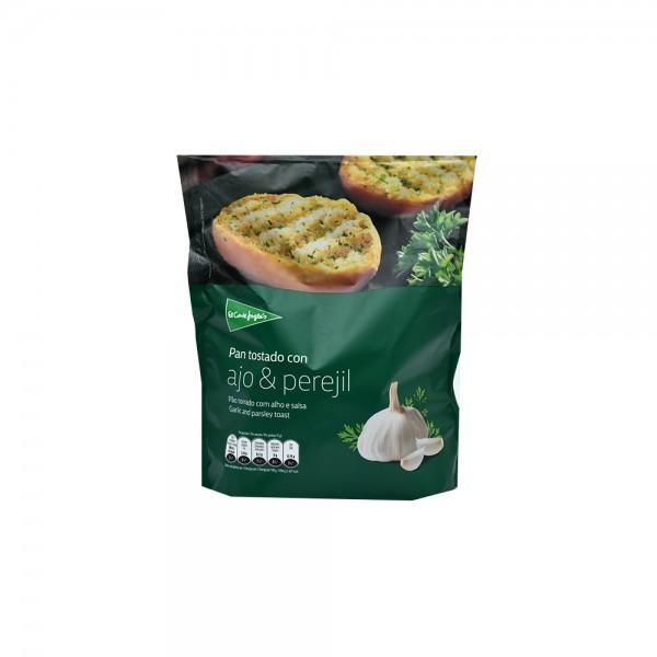 El Corte Toast With Garlic And Parsley - 160G 510380-V001 by El Corte