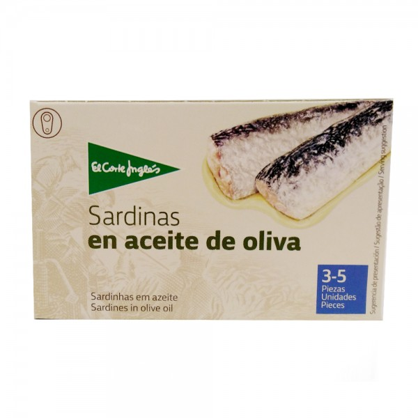 SARDINES OLIVE OIL 3TO5PIECES 510384-V001 by El Corte