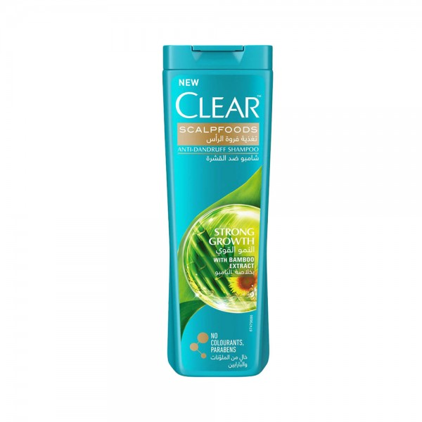 Clear Shampoo Strong Growth Chia 510392-V001 by Clear