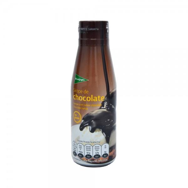 El Corte Inglés Chocolate Flavor Syrup, Gluten-FreeBottle 300G 510416-V001 by El Corte