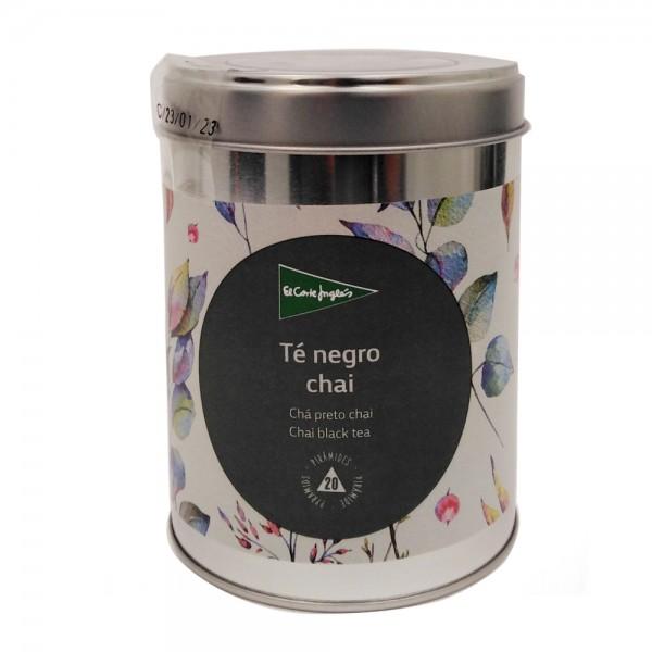 BLACK TEA CAN 510420-V001 by El Corte