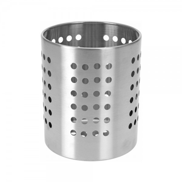 CUTLERY HOLDER STAINLESS STEEL 510470-V001 by EH Excellent Houseware