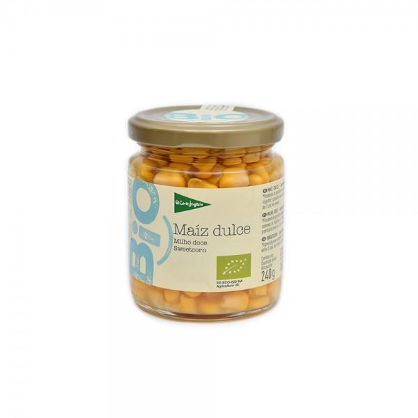 El Corte Organic Sweetcorn Flask  - 240G 510509-V001 by El Corte