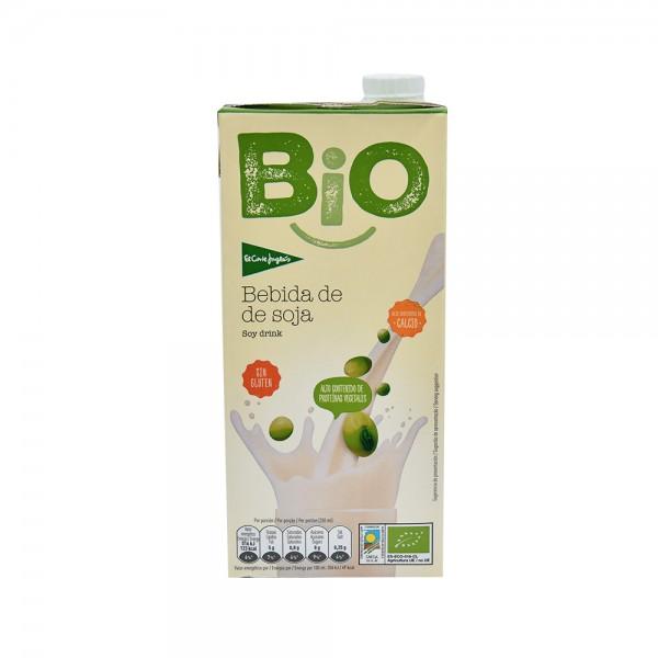 El Corte Inglés Bio Bebida De Soja UHT 1L 510511-V001 by El Corte