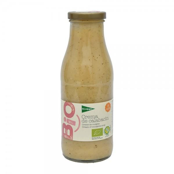 El Corte Org Crm Courgete Soup Gf Flask - 485G 510518-V001 by El Corte