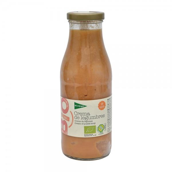 El Corte Org Cream Pulses Soup Gf Flask - 485G 510520-V001 by El Corte